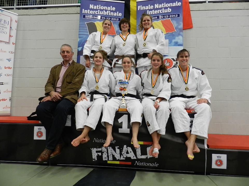 nationale inteclubfinale 2012 dames